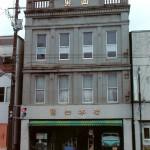 震災前の男山本店