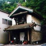 震災前の小野健商店土蔵